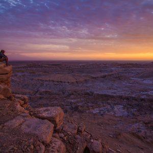 Valle de la Luna - Piedra del Coyote