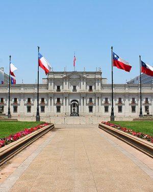 Palácio de la Moneda - Santiago