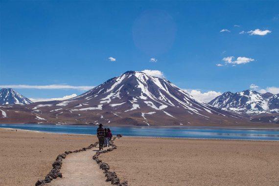 Passeio em Lagunas Altiplanicas no Deserto do Atacama