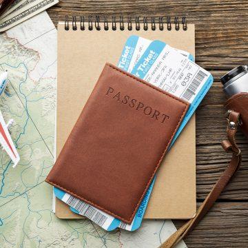 países para brasileiros viajarem sem passaporte