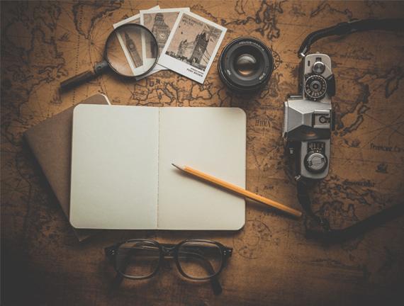 7 coisas relacionadas a viagens que podem ser feitas de casa