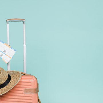 Como viajar só com bagagem de mão