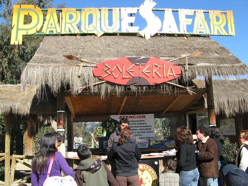 Parque Safari: tudo o que você precisa saber