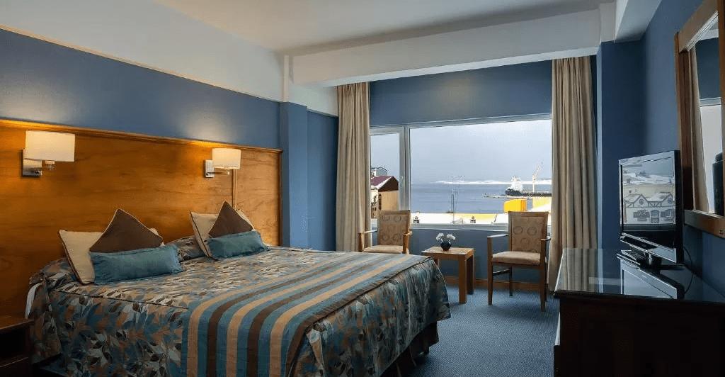 hoteis com vista para o canal beagle hotel tierra del fuego