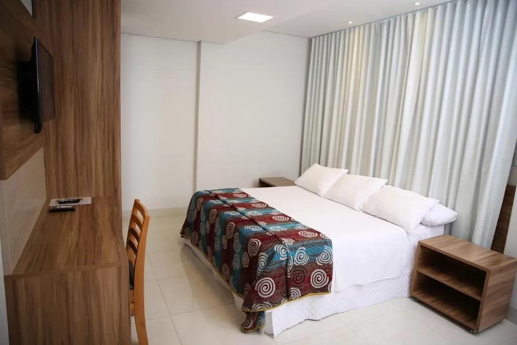 onde se hospedar em Palmas araguaia