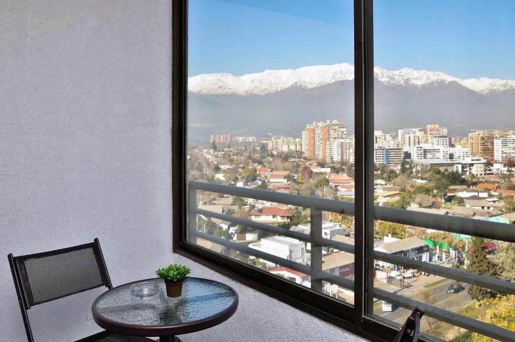 hoteis com vista para a cordilheira dos andes norus apartaments